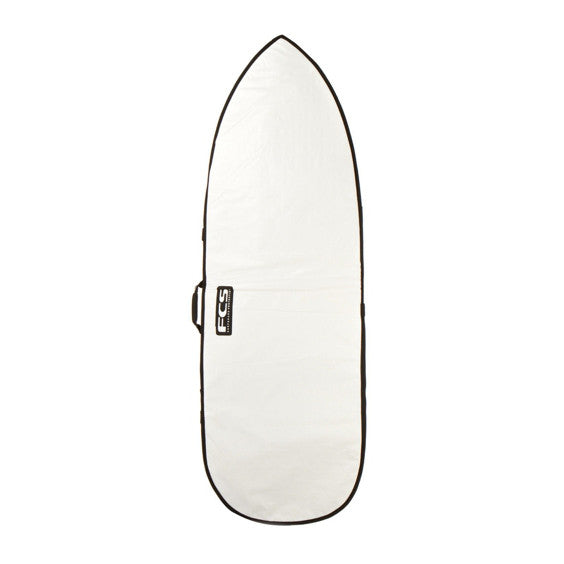 FCS board bag - Classic Fun Board White/Tarpee - Surf Ontario