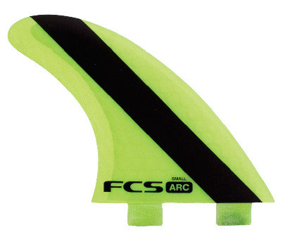 FCS Thruster - ARC Tri Set (Small) - Surf Ontario