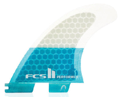 FCS II Thruster - Performer PC Tri Set