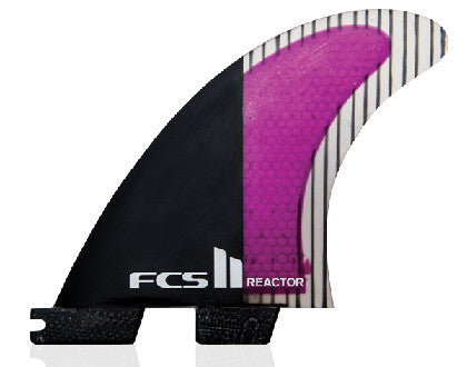 FCS II Thruster - Reactor PC Carbon Tri Set
