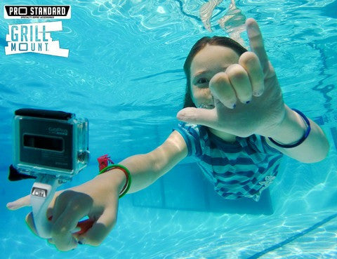 Grill Mount for GoPro® - Surf Ontario