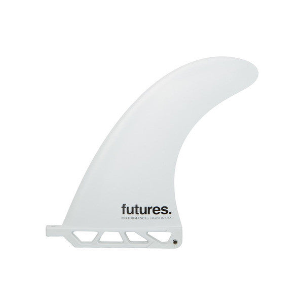 Futures - Longboard Performance 7' Thermotech (White) - Surf Ontario