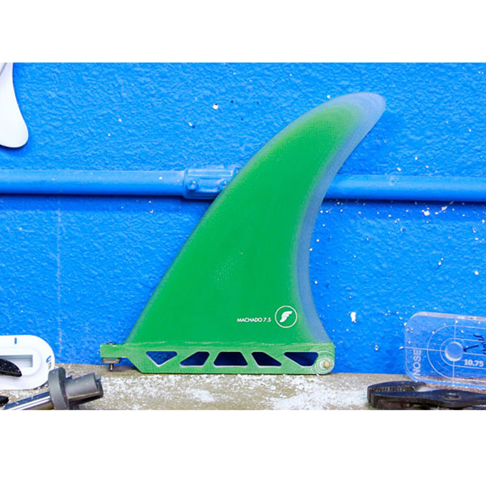 Futures - SINGLE - Longboard Fin - Machado 7.5