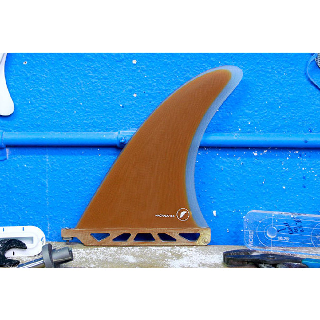 Futures - SINGLE - Longboard Fin - Machado 8.5