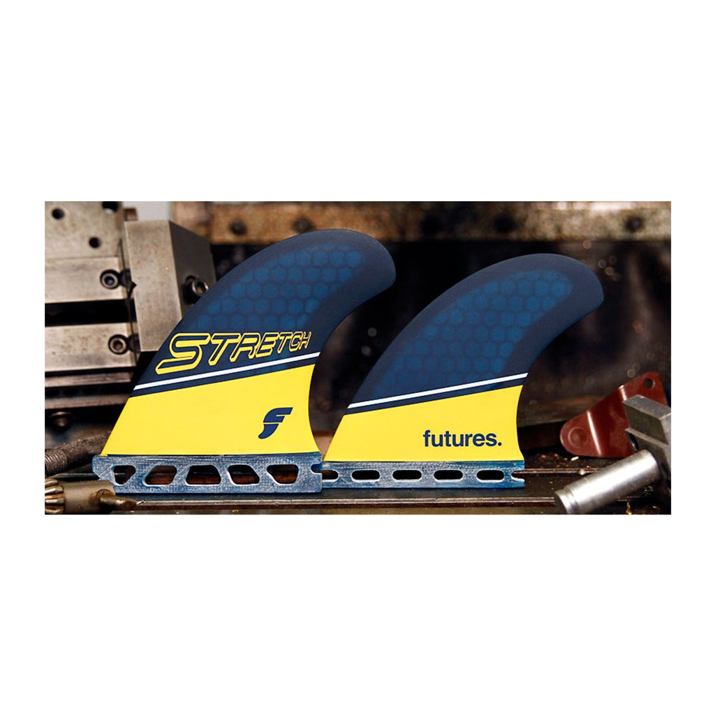 Futures Quad - Stretch (Medium) - Surf Ontario