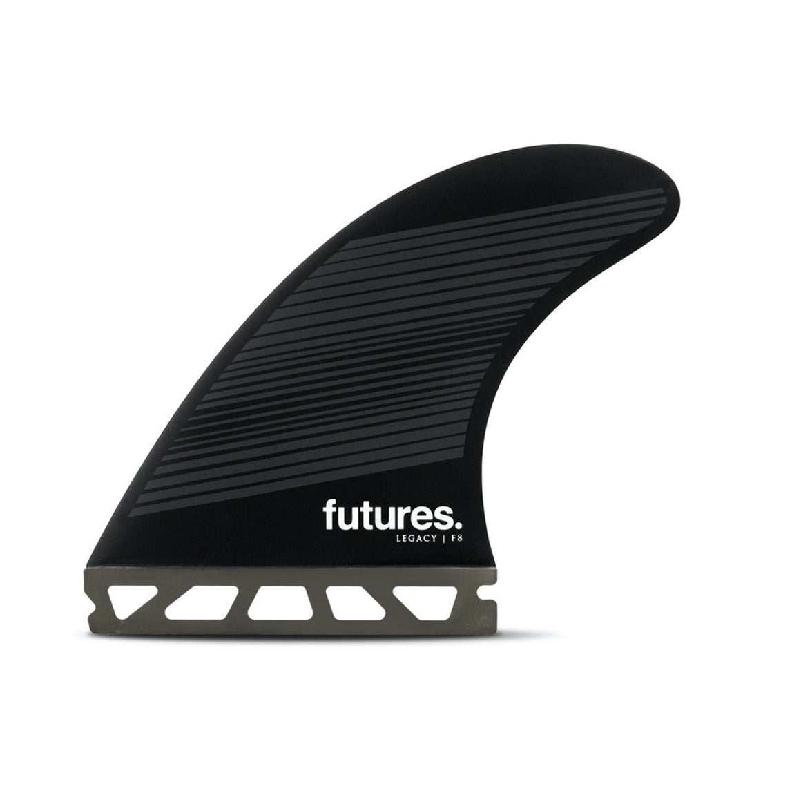 Futures - THRUSTERS - Legacy F8 (L) NEUTRAL	GREY/BLACK