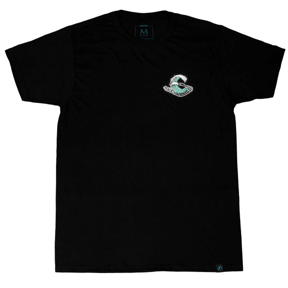 Future Fins - Futures Barrels To The Grave T-Shirt - Black
