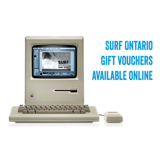 Gift Cards - Surf Ontario