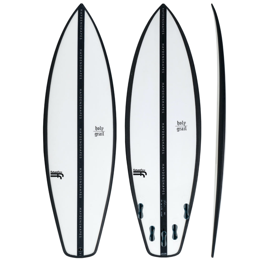 Haydenshapes 5'7 Holy Grail - 5 fin FCSII