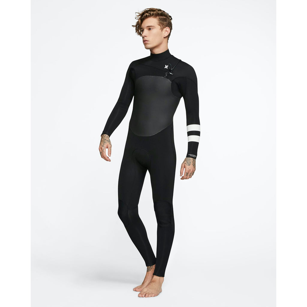 4/3 Men's Hurley Advantage Plus Fullsuit - Black