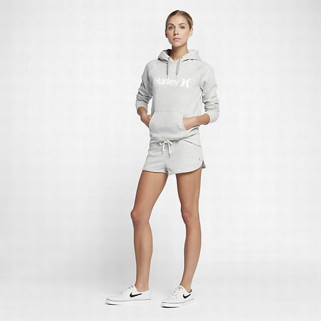 Hurley Women's O&O 2 inch Walkshort - Grey Heather/05A
