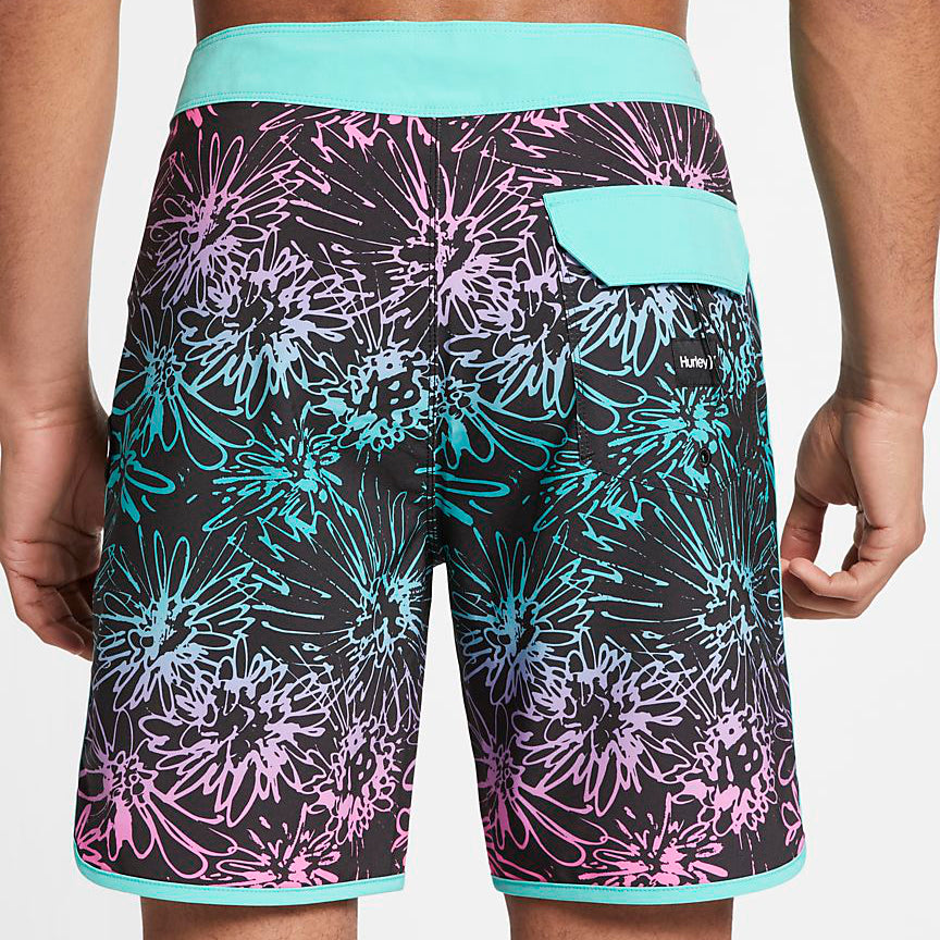Boardshorts - Hurley Phantom Sweet Left 18 - Black (010)
