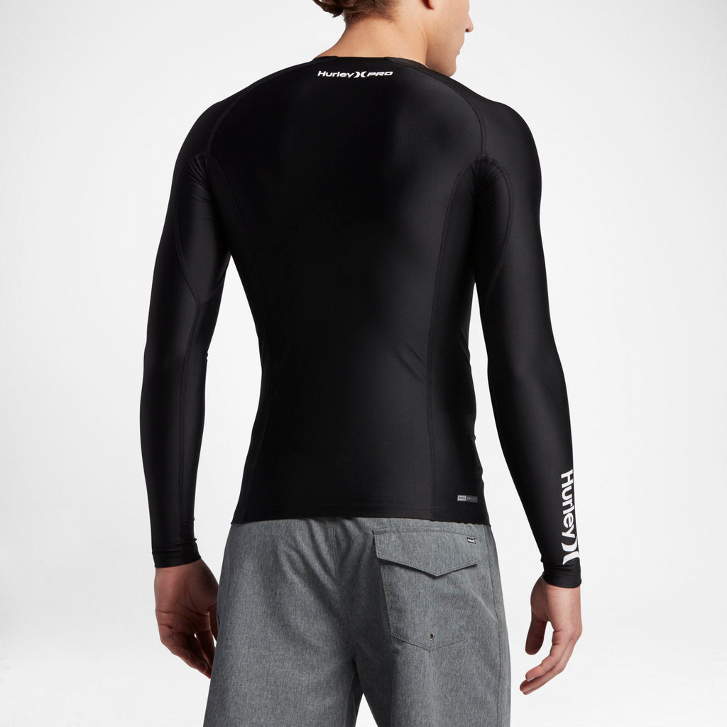 Hurley Pro Compression Long Sleeve Rashguard