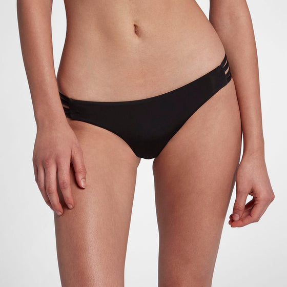 Hurley Women's Quick Dry (Q/D) Max Surf Bottom - Black