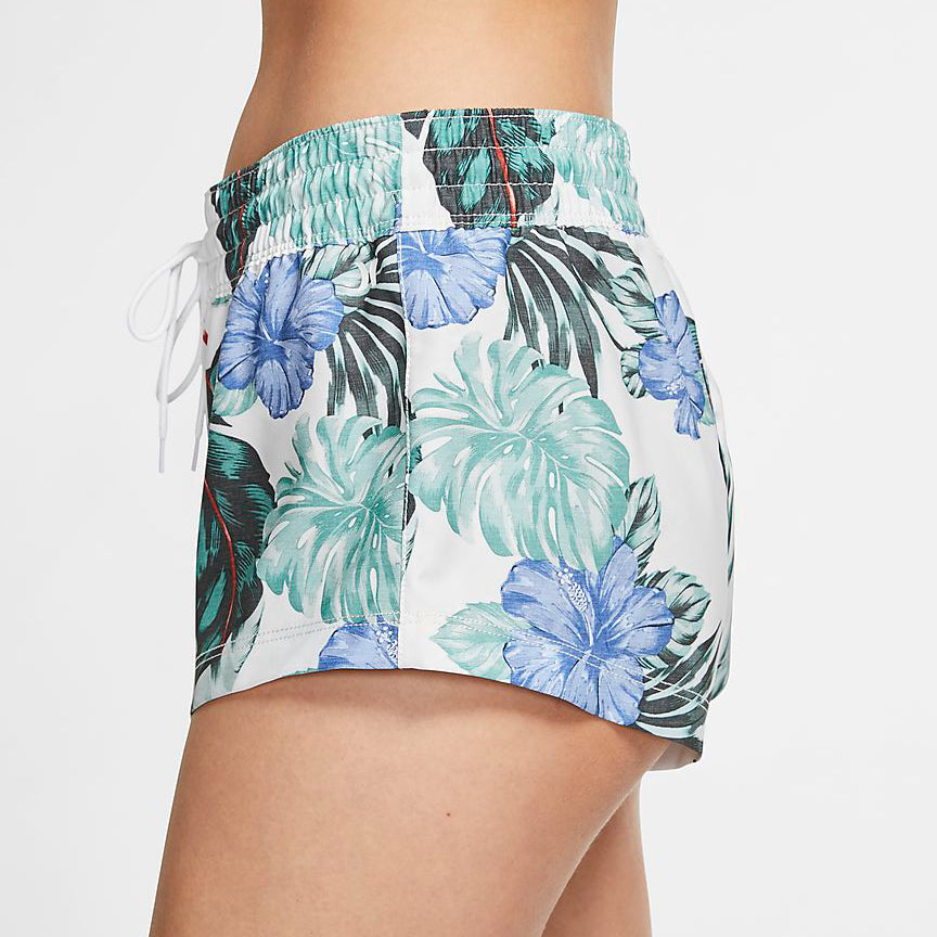 Hurley Women's Supersuede Lanai Volley - Sail (133) - Short length