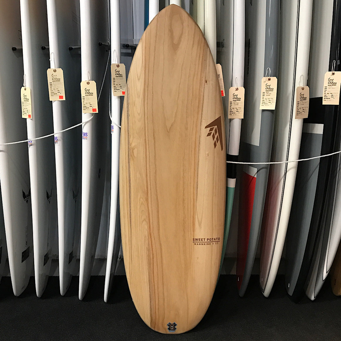 Firewire 5'6 Sweet Potato TT - Futures