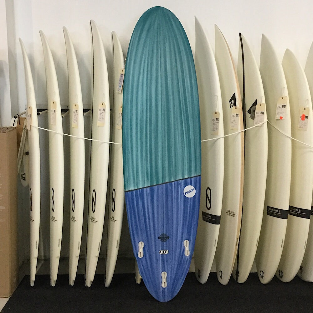 NSP - 6'8 Dream Rider Surf PU
