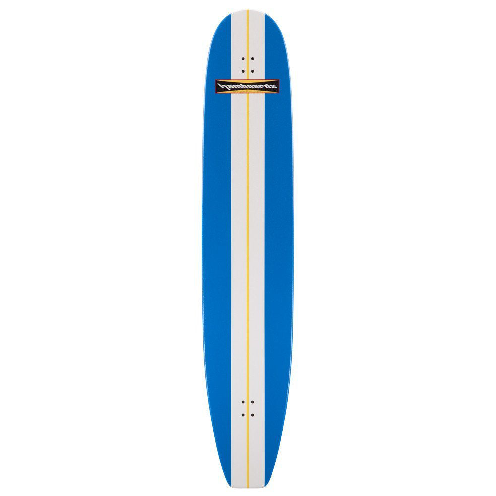 "Hamboards Bamboo Classic 6'6"" BLUE"