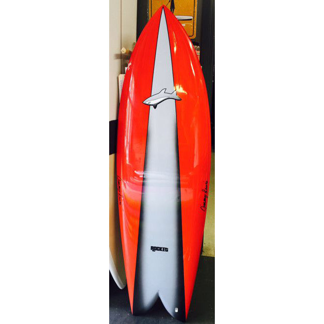 Jimmy Lewis Rocket 5'10 (red) - Reg. $929 - Surf Ontario