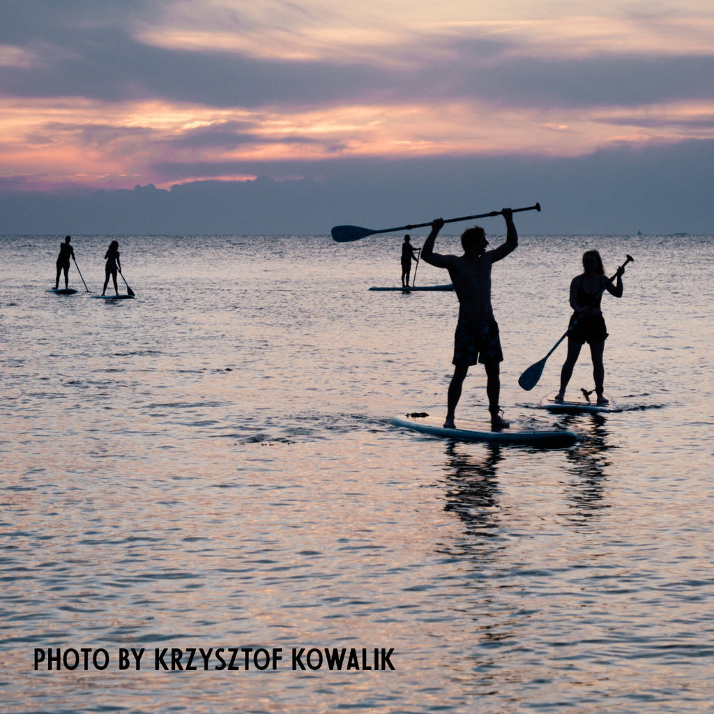 RENTAL OF SUP - rental and deposit (refundable)