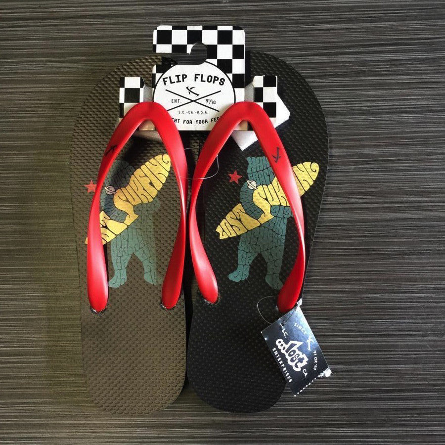 Flip - Flops - Lost - California Bear