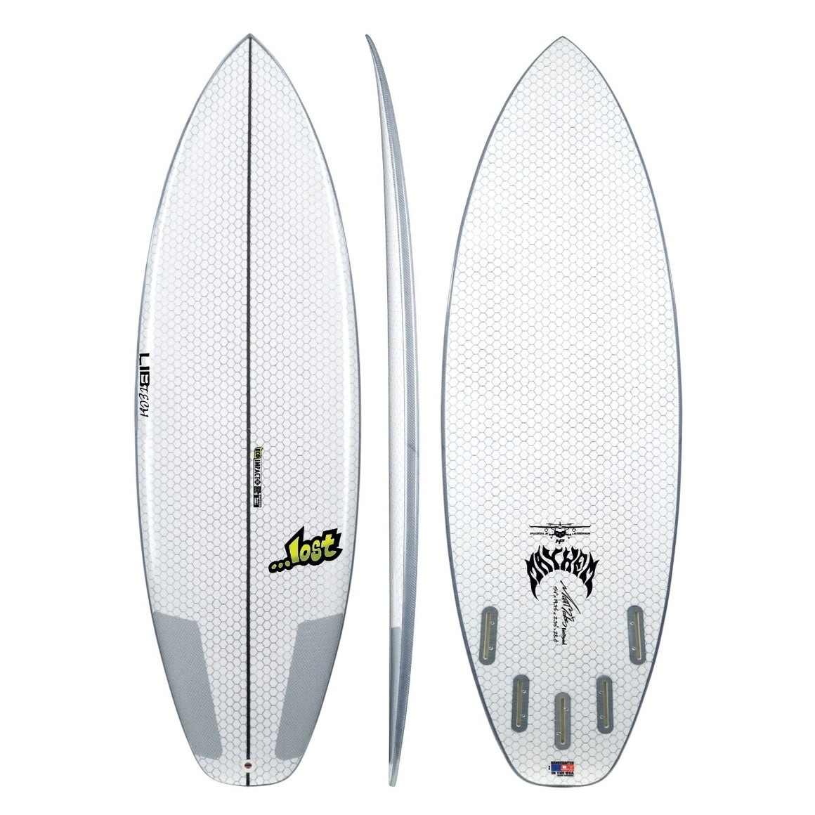 Libtech - Lost Puddle Jumper HP 5'10 (FCSII Compatible)