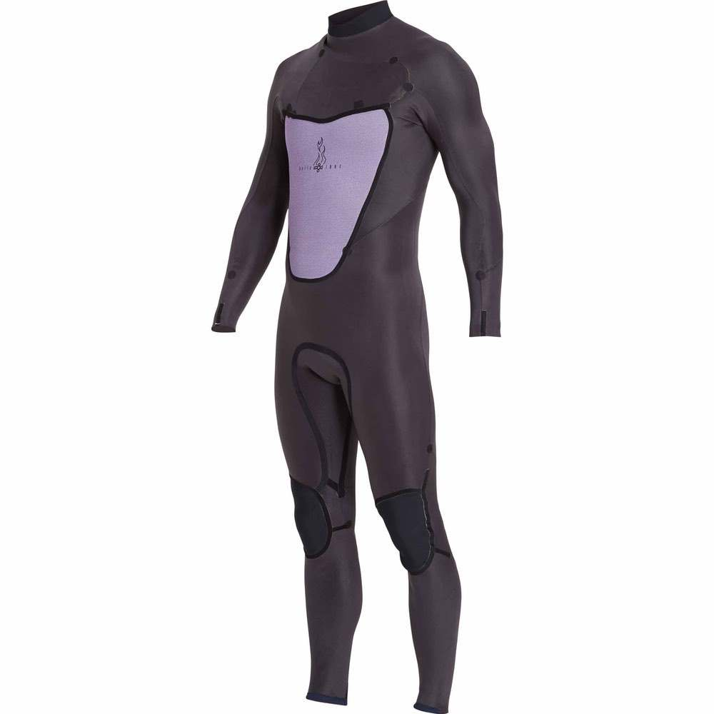 3/2 Mens Billabong Absolute X Chest Zip Fullsuit - Surf Ontario