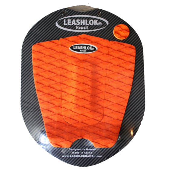 Deck pads - Leash Lok Traction Pad - Orange