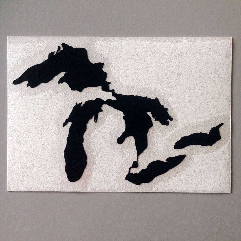 Stickers - Great Lakes Proud - Minis - Surf Ontario