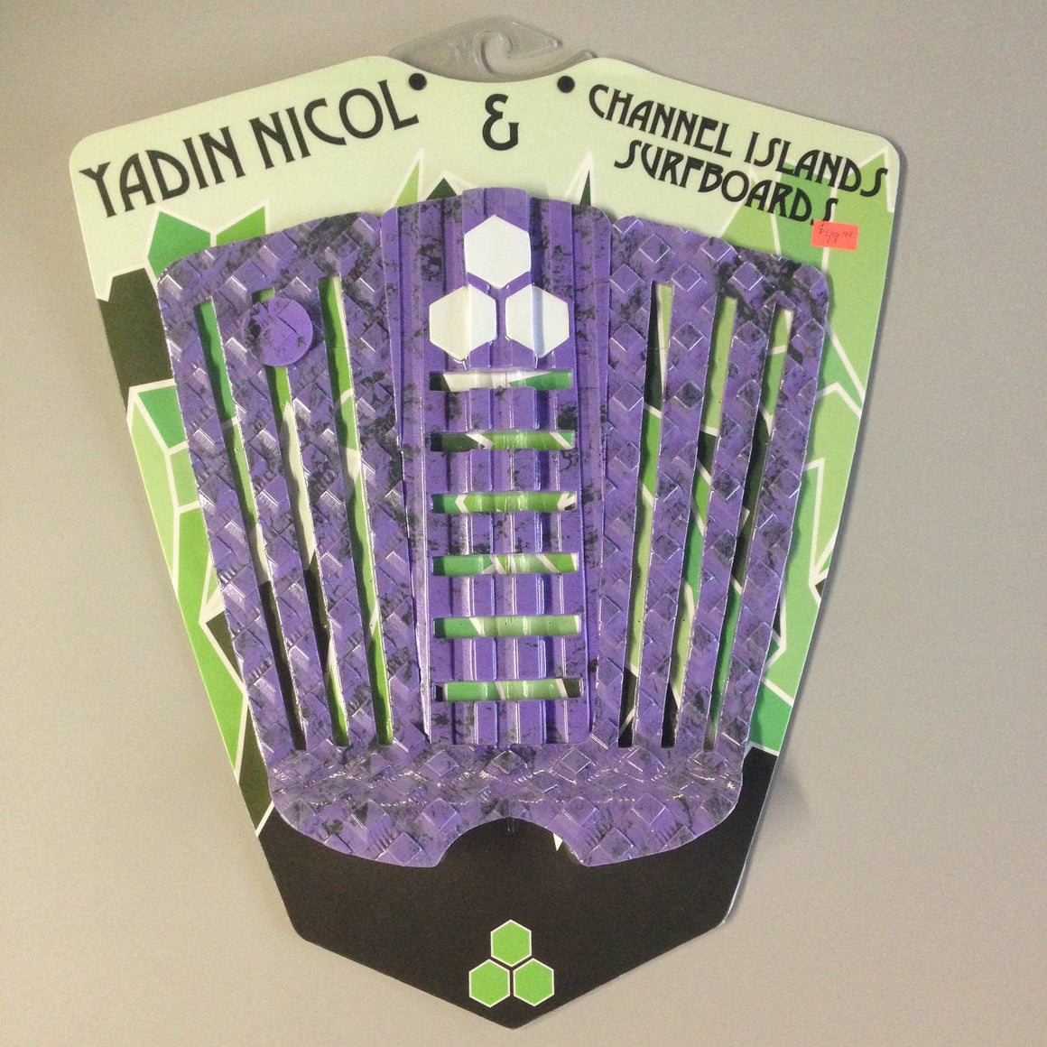 Deck pads - Channel Islands - Yadin Nicol - Purple