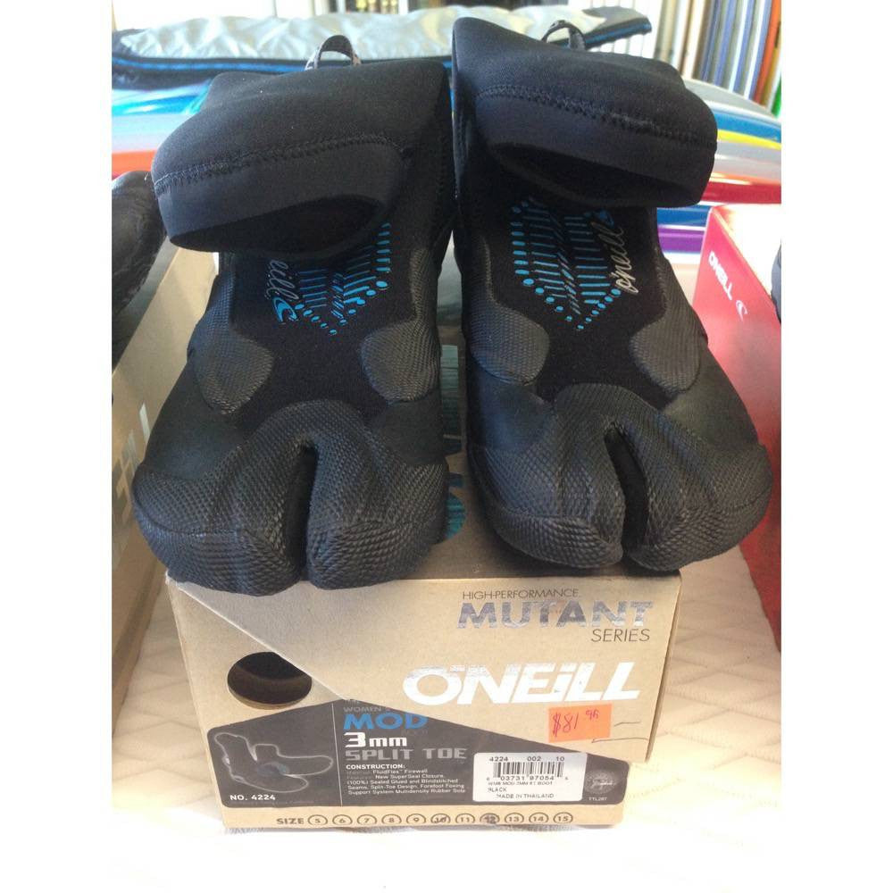 O'Neill Booties Womens Mod 3mm ST Boot 4224 - Surf Ontario