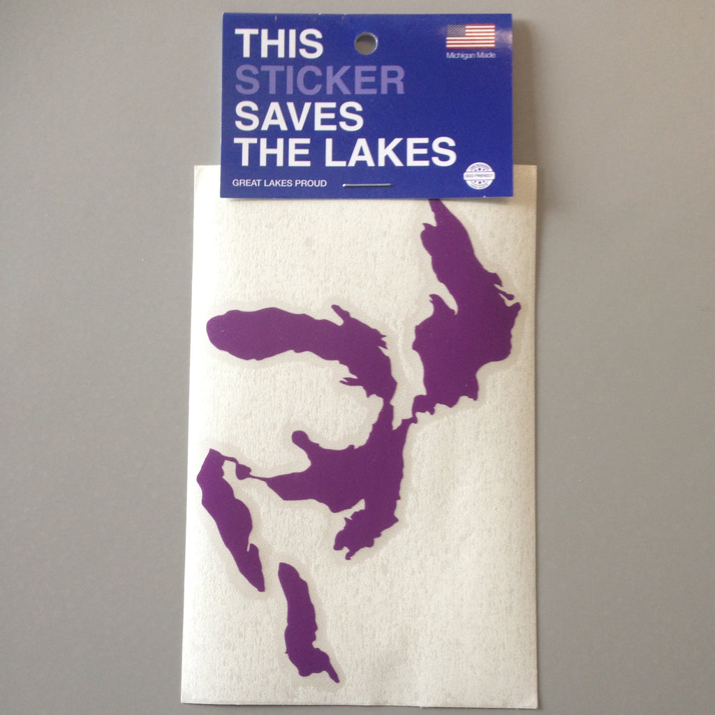 Stickers - Great Lakes Proud - Standard size - Surf Ontario