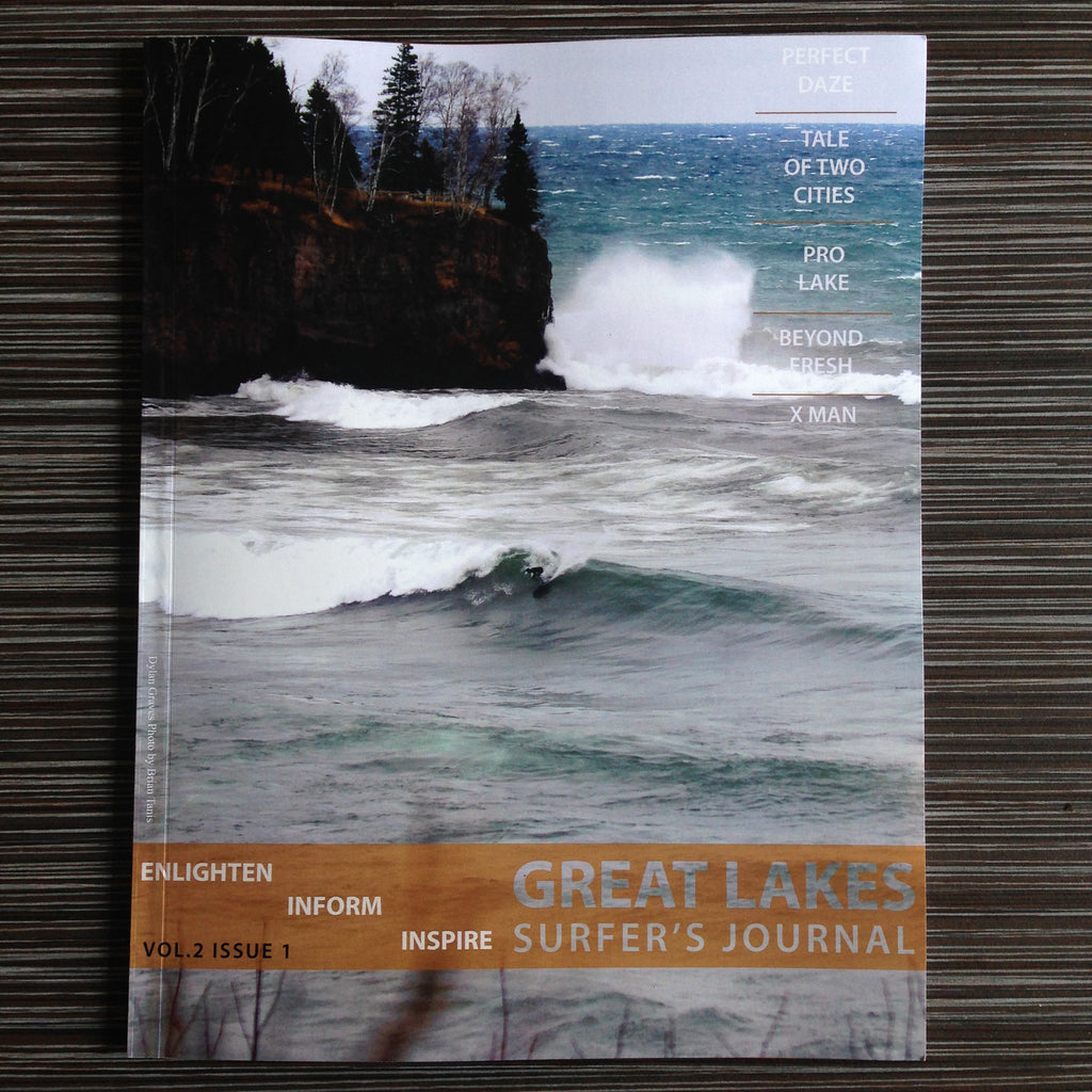 Magazine - Great Lakes Surfer's Journal