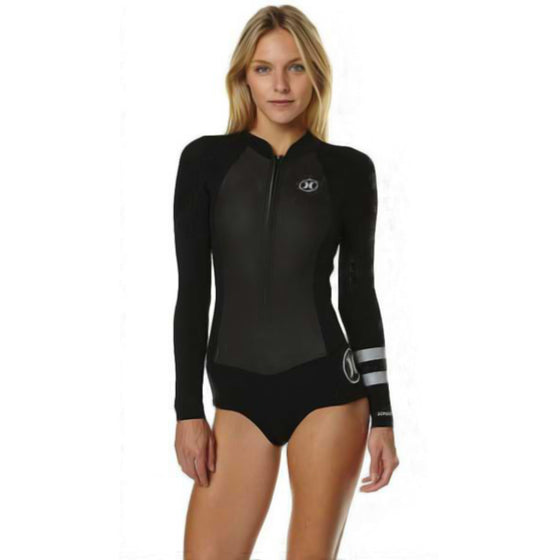 2/2mm Hurley Women's Wetsuit - Fusion 202 LS Spring