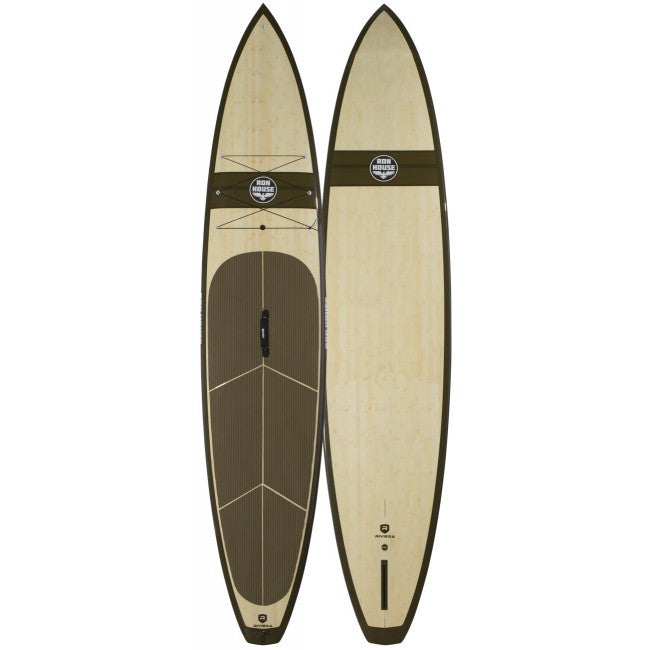 Riviera 12'6 Ron House Touring - MOCHA WOOD