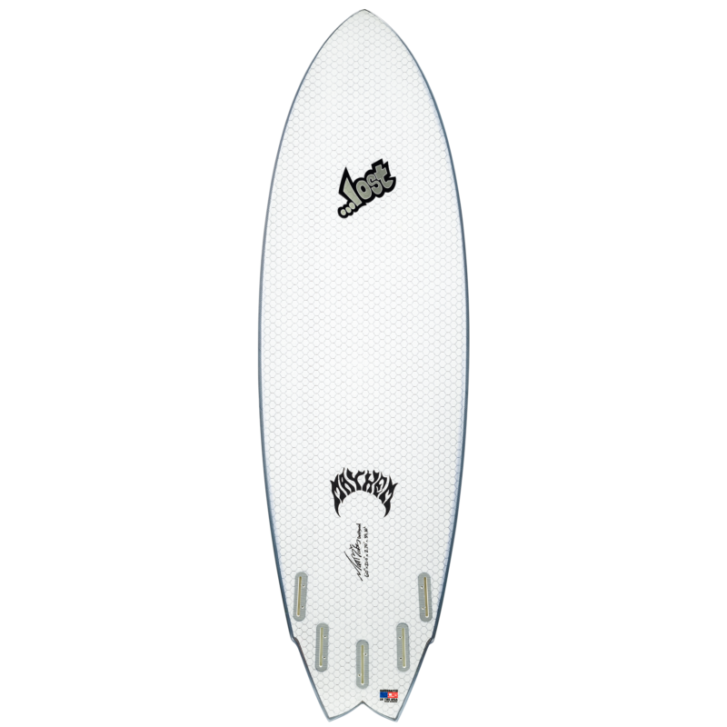 Libtech - Lib X Lost Round Nose Fish Redux 5'6 - Surf Ontario