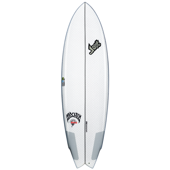 Libtech - Lib X Lost Round Nose Fish Redux 5'10 - Surf Ontario