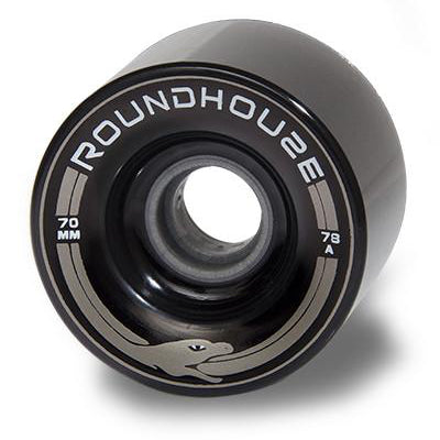 Carver - Roundhouse Mag Wheels 70mm/78a Smoke - Surf Ontario