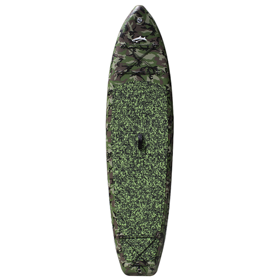 Jimmy Lewis Camo Searcher Air (iSUP) 11'2 - Reg $ 1399.00 - Surf Ontario