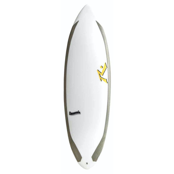 Rusty 6'0 Smoothie - Torsion Spring - 5 fin FUT - Surf Ontario