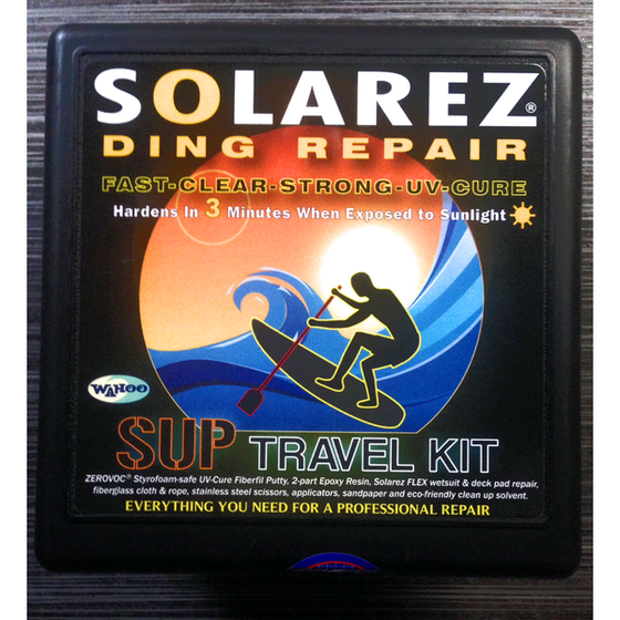 Ding Repair - Solarez SUP Travel Kit - Surf Ontario