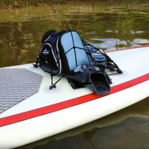 Deck Rigging Kit  - SUP Things Suction Cup Cargo Nets - Surf Ontario