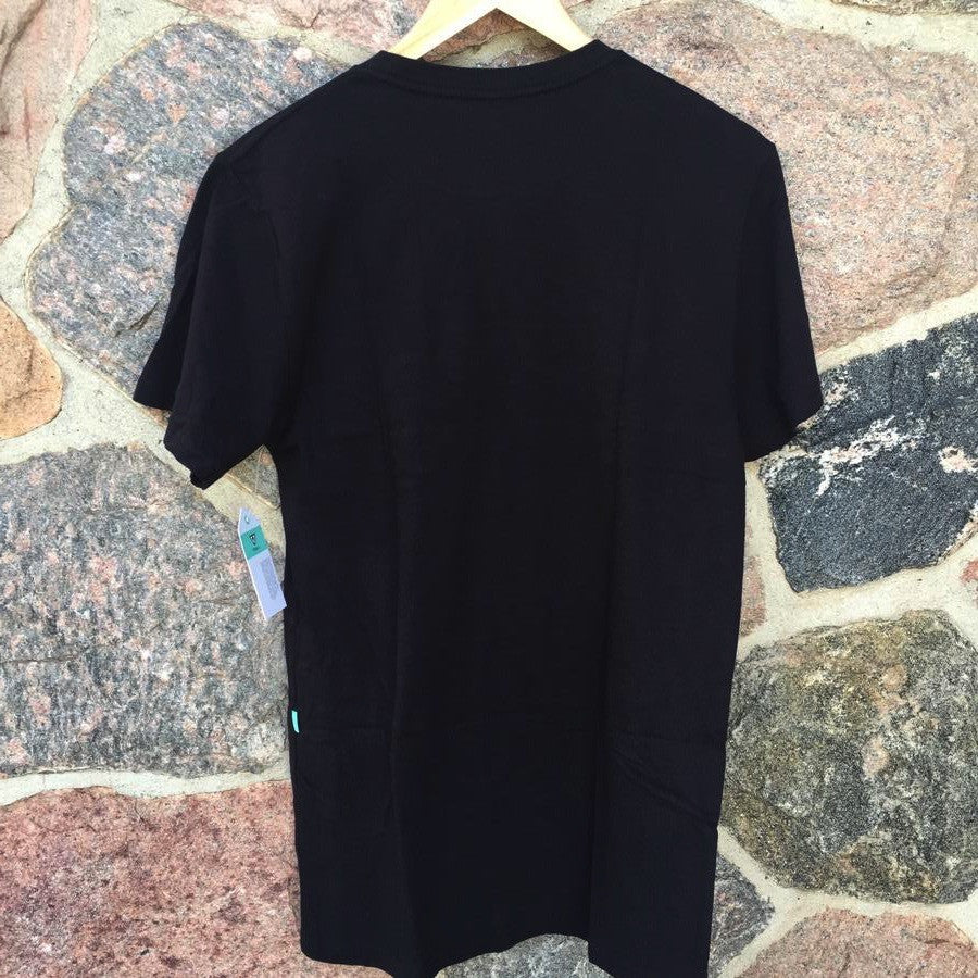 T-Shirt - Vissla Super Shaka Black