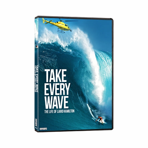 DVD -  Take Every Wave