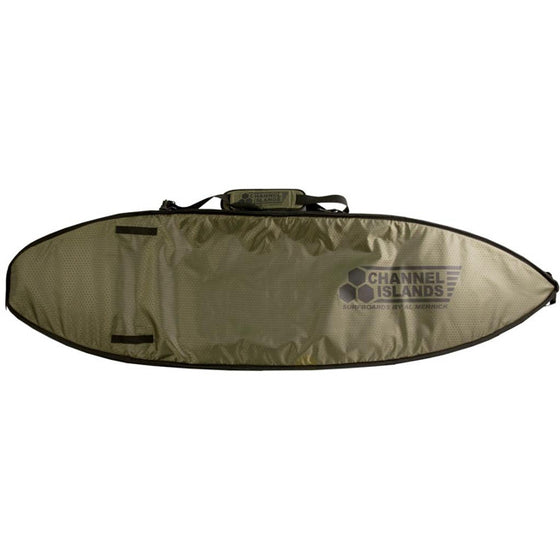 Channel Islands Board Cover - Travel Light CX2 - army green