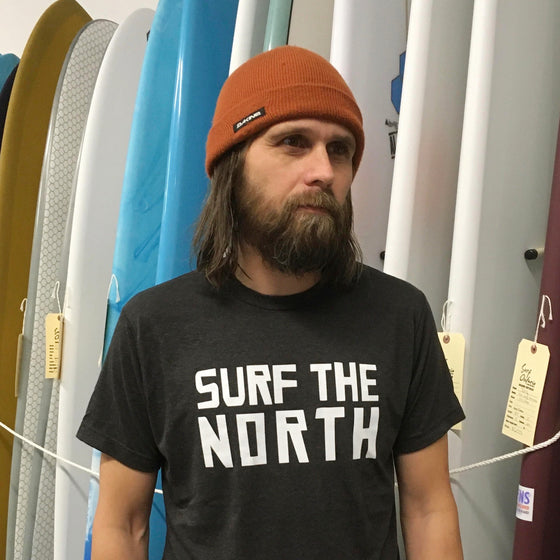'SURF THE NORTH' T-Shirt by Surf Ontario