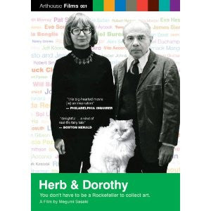 A must watch - Herb & Dorothy