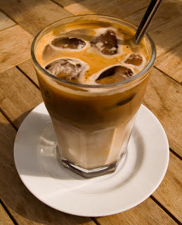 Frosty's Epic Iced Coffee - ZERO CALORIES (almost - might as well be)