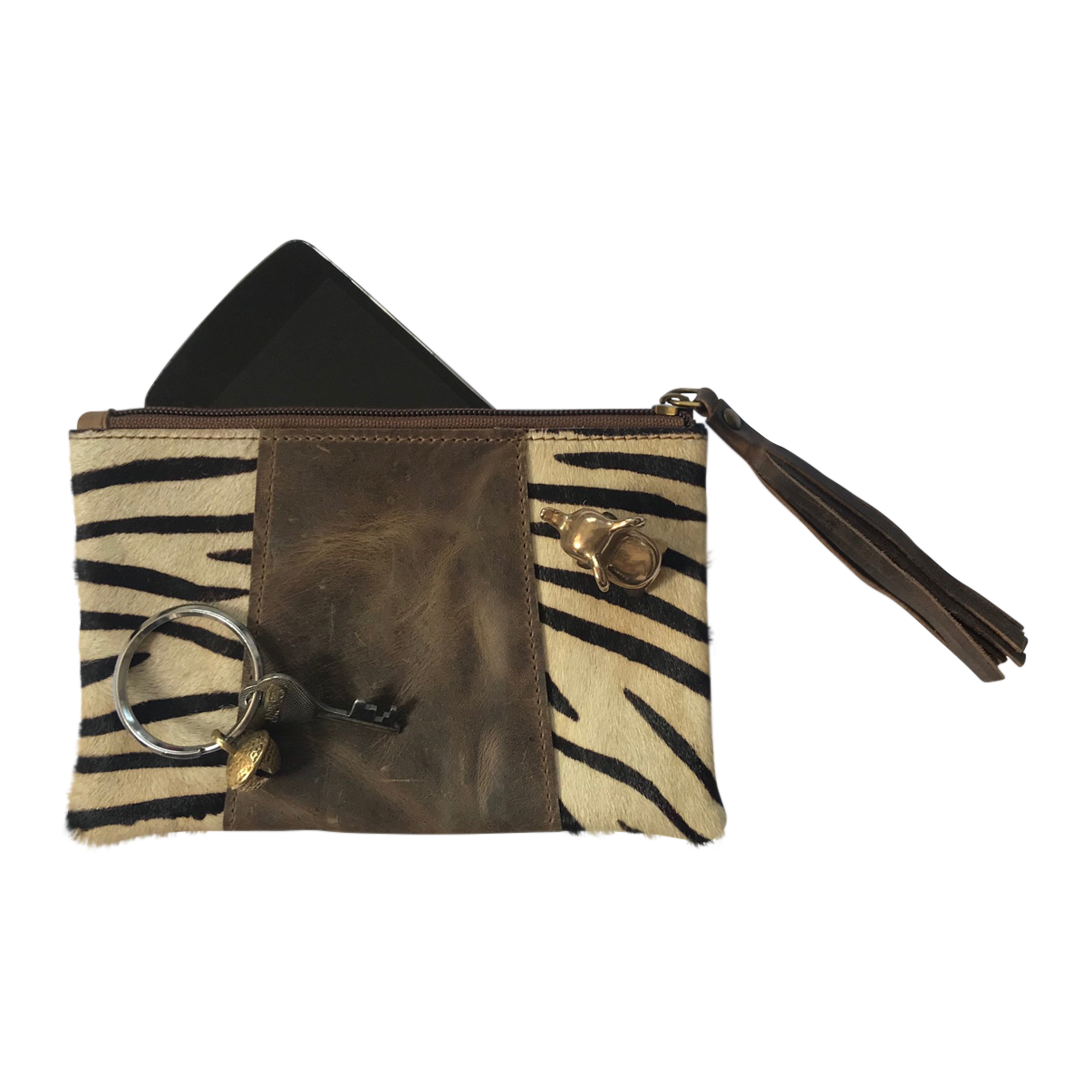 Ema_Frost_Leather_Zebra_Brown_Purse
