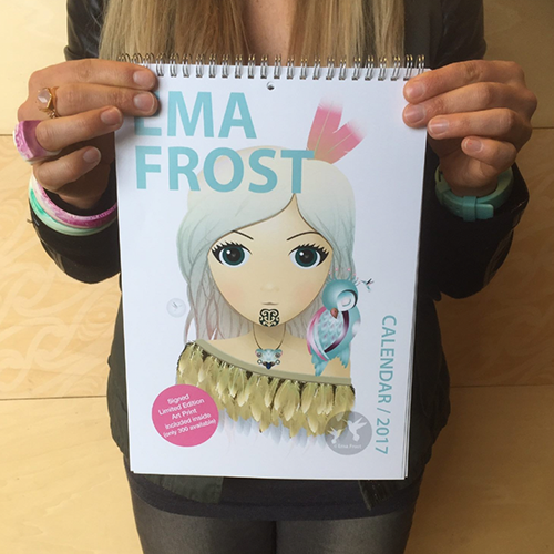 2017 Frost Calendar (Limited Edition of 300)